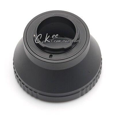 Contax Yashica C/Y Mount Lens to Pentax Q PQ P/Q Q10 Q7 Camera Adapter Ring