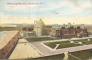 Marlborough-Blenheim-Atlantic-City-NJ-Year-1911-Vintage-Postcard