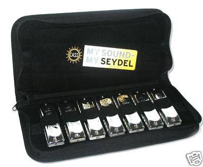 A Beauty! Seydel Blues Favorite Harmonica  in G SLEEK DESIGN ALUMINUM COMB