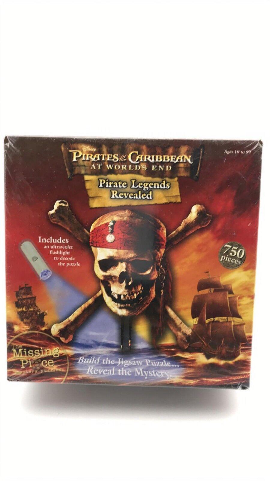 Fluch der karibik am ende der welt pirat legenden zeigte puzzle