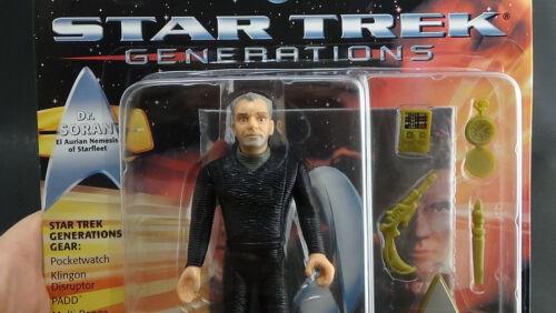 "Générations dr soran Star Trek/'94 5/"" Playmates Star trek Malcolm McDowell Alex"