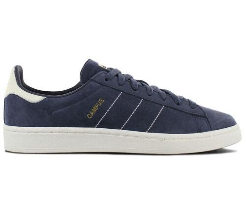 Blu Sneaker Campus Cq2047 Originals Da Pelle Uomo Adidas Nuove Scarpe Ginnastica qwaBHW1