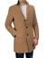 Cappotto-Uomo-Invernale-Nero-Camel-Giubbotto-Elegante-Lungo-Trench miniatura 21