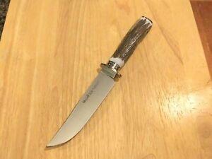 """Beautiful Muela """"ELK"""" Stag Hunting Knife"""