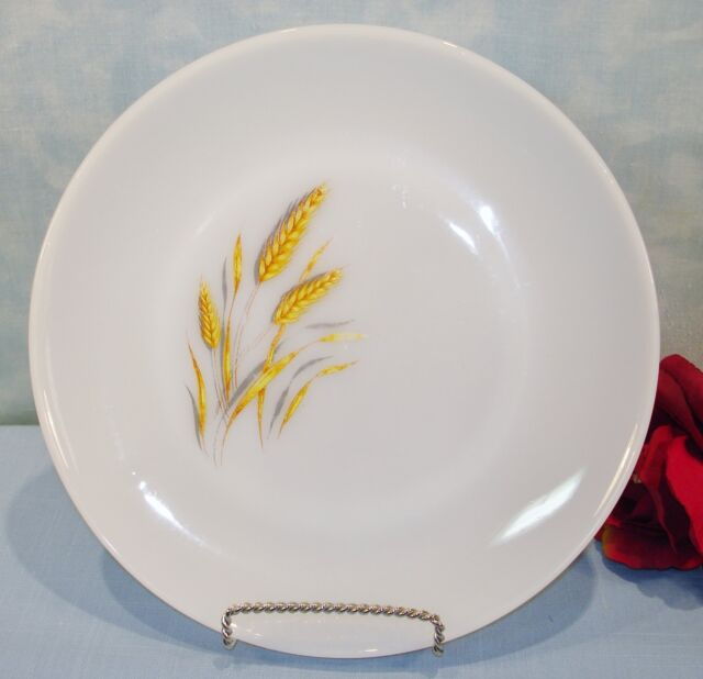Anchor Hocking Fire King Wheat Dinner Plate 10