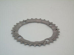 Nos-Shimano-LX-Chainring-32t-Aluminum-9-Speed-104mm-BCD-Brand-New-Take-Off