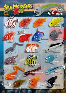 DeAgostini-Seamonsters-amp-Co-aussuchen-aus-allen-21-Fischen