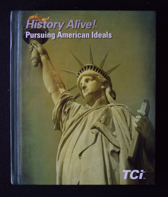 History Alive Pursuing American Ideals Pdf