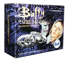 ORIGINAL BUFFY THE VAMPIRE SLAYER COLLECTIBLE CLADDAGH RING Factory X NEW