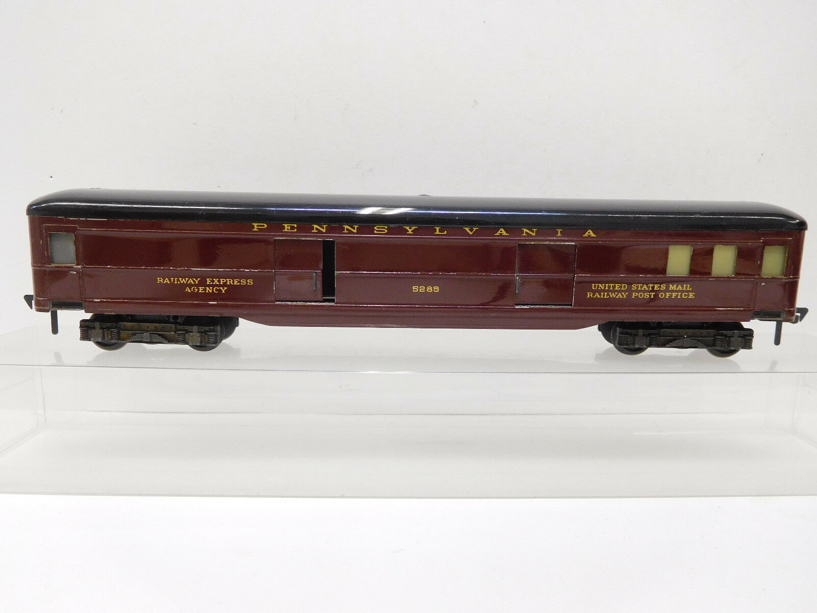 Mes-52611 Fleischmann h0 us Cochero para el equipaje Pennsylvania 5285