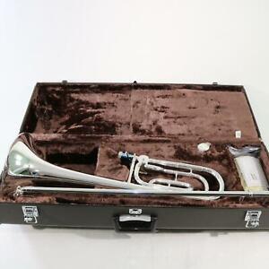 Yamaha-Model-YBL-421GS-Intermediate-Bass-Trombone-MINT-CONDITION