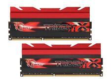 G.Skill F3-2400C10D-16GTX Trident 240-pin 16GB (2x8GB) DDR3 2400HMz Desktop RAM