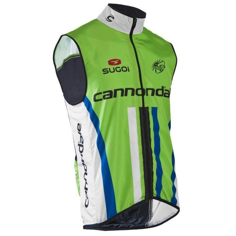 Cannondale Pro Cycling 2013 Team Pro Vest - Grün XXL