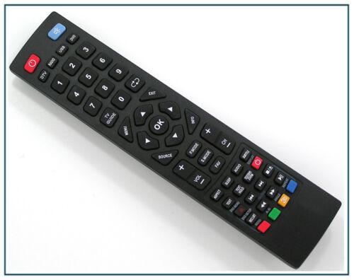 Ersatz Fernbedienung für Blaupunkt LCD LED 3D TVB32A191TCFHD-3DB32A2124TC