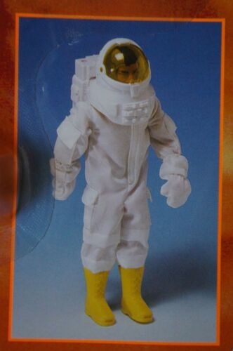 TRAJE SPACE MISSION ACTION MAN  HASBRO 1995