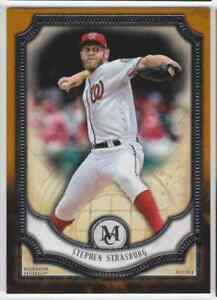 2018-TOPPS-MUSEUM-COLLECTION-COPPER-STEPHEN-STRASBURG-WASHINGTON-NATIONALS-41