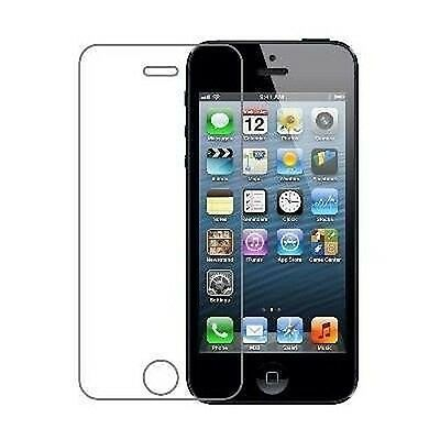 Premium 0.4ml Clear Iphone 5 5c 5s SE Tempered Glass Screen Protector Oleophobic