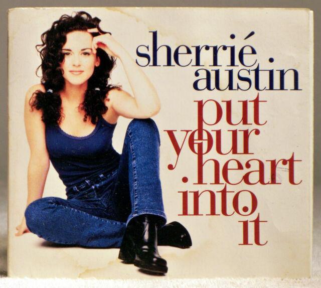 Sherrie Austin Put Your Heart Into It 3 Trk Cd Single Arista 1998 For Sale Online Ebay