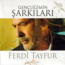 FERDI TAYFUR SERISI - GENCLIGIMIN SARKILARI - CD ALBEN 2007