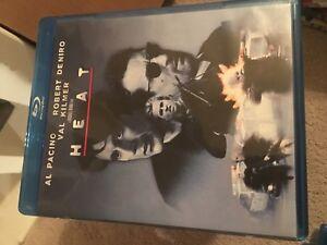 Heat Blu Ray