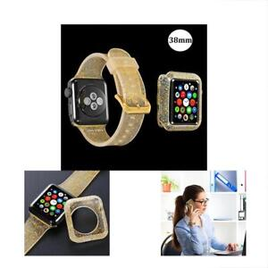 Details about Libra Gemini Replacement Apple Watch Case And Band For 38mm  Series 3/2/1