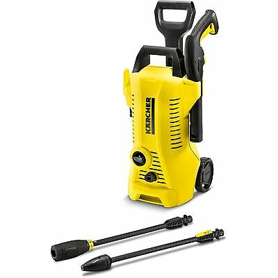 Kärcher Hochdruckreiniger K 2 Full Control 1.673-400.0, gelb
