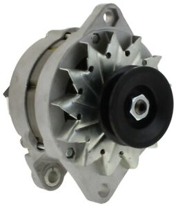 New Alternator New Holland 3830 4030 4230 4330V 4430 4430N 4835 Farm Tractor