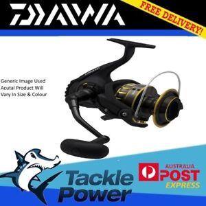 Daiwa-BG-8000-Spinning-Fishing-Reels-Brand-New