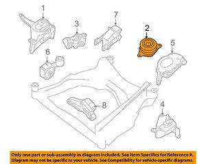 [DIAGRAM_5UK]  NISSAN OEM 07-13 Altima-Engine Motor Mount Torque Strut 11220JA000 | eBay | Altima Engine Diagram |  | eBay