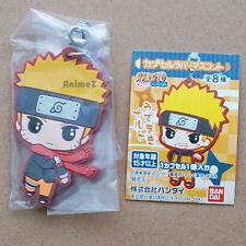 The Last: Naruto The Movie rubber mascot clip & strap - Naruto ver.2 By BANDAI