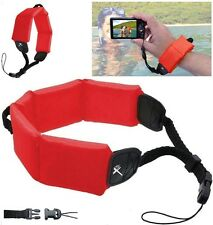 Floating Foam Camera Strap For Nikon Coolpix AW120 AW110 AW100 S32 S31 S30