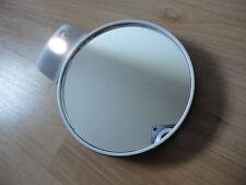 3x Magnifying Two Sided Mirror Led Light Illuminated Cosmetic Shaving Travel