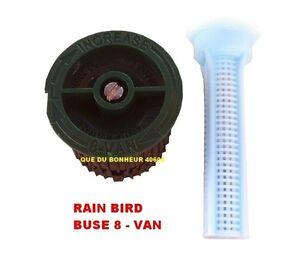 25 buses 08van pour arroseur tuy re uni spray rain bird. Black Bedroom Furniture Sets. Home Design Ideas