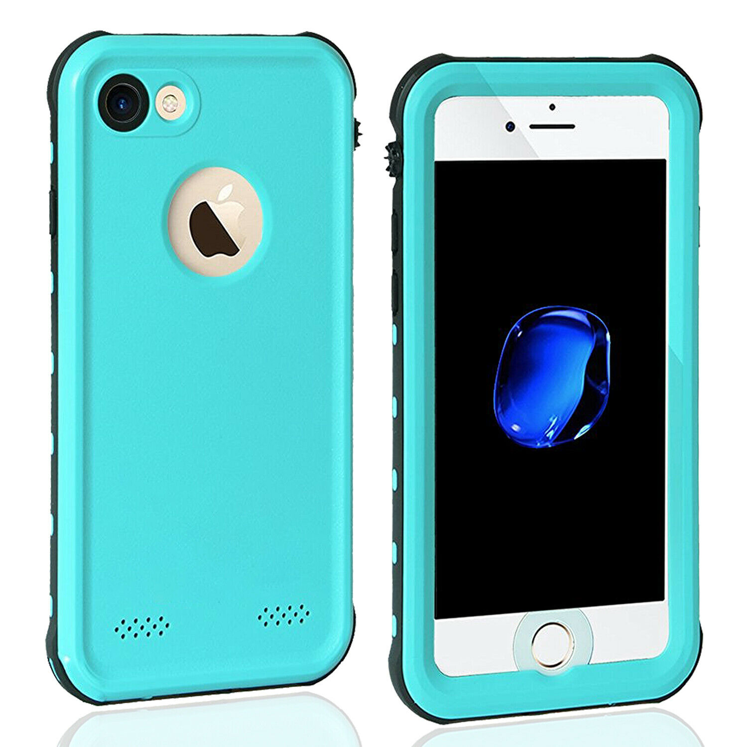 Iphone 7 Waterproof Case Otbba Underwater Cover Full Body Protective Shockproof For Sale Online Ebay
