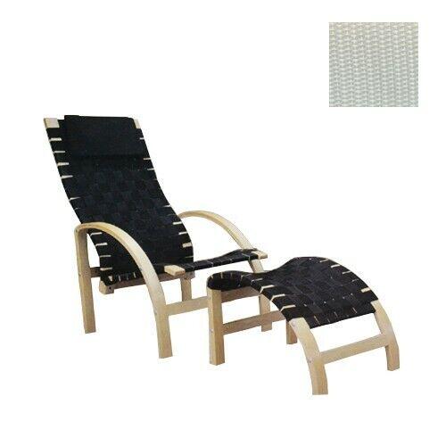 Relax-Sessel mit Fußhocker Fernsehsessel Lesesessel Relaxsessel Wintergarten