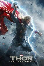 Thor The Dark World Movie Poster 24in x 36in