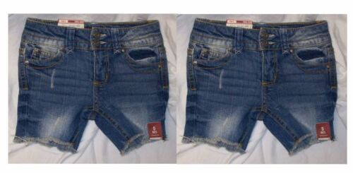 ARIZONA GIRLS THIGH HIGH SHORTS MULTI SIZES NEW WITH TAGS