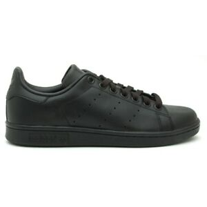 Adidas-STAN-SMITH-BLACK-M20327-Nero-mod-M20327