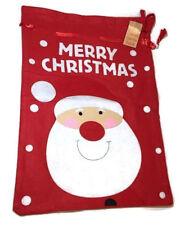 Christmas Luxury Santa Sack Bag Filler Gift Present Merry Christmas North Pole