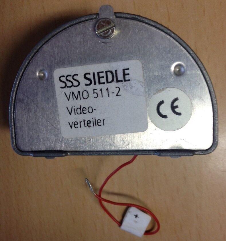 Siedle Videogreeneiler VMO 511-2,NEU, Video-greeneiler VM0 511-2,VMO511-2