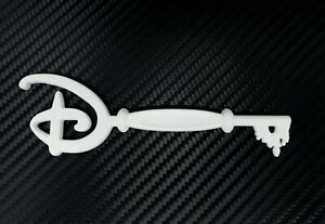 Disney-Store-Key-Replica-For-Customizing-3D-Print-Custom-White