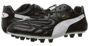 Adult Puma soccer futbol cleats King Top I FG LEATHER New in box Size 7