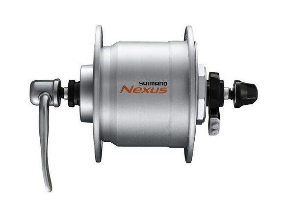 rotONDO 28 Zoll Vorderrad Felge Schwarz Shimano Nexus Nabendynamo DH-C3000 DH-C3000 DH-C3000 3N QR 574829