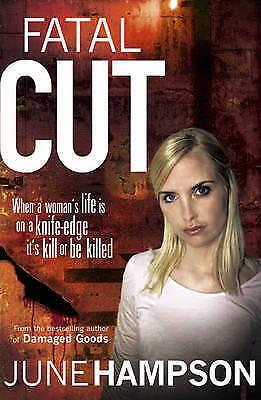 Fatal Cut (Daisy Lane)-ExLibrary
