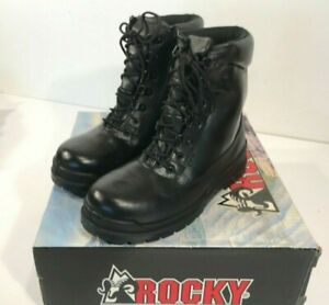 NEW-ROCKY-8132-1-ELIMINATOR-2-GORE-TEX-WATERPROOF-INSULATED-8-034-DUTY-BOOTS-7-5-M
