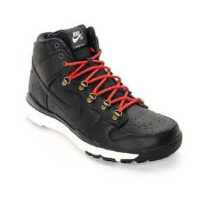 10 Dunk Skate Details 5 8 Sb Men's Zu 10 Shoes 9 High 806335 012 Nike Boots In New Black iOPuTkXZ