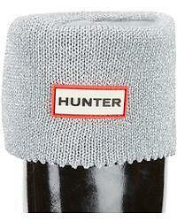 HUNTER~NIB *GLITTER BOOT SOCKS* FOR THE HUNTER ORIGINAL TALL BOOT~L (RARE)