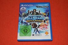 ♥✿♥ PLAYSTATION VITA PSVITA ALL-STARS BATTLE ROYALE