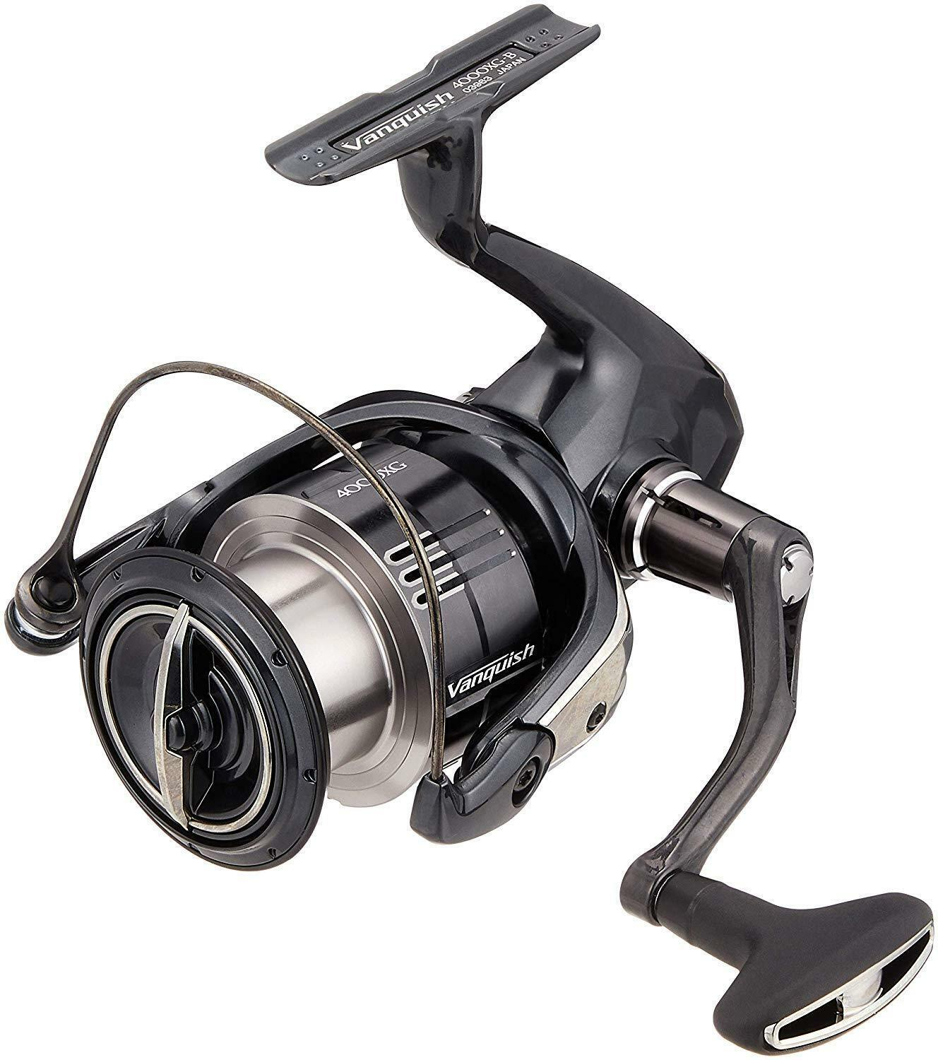 SHIMANO 19 Vanquish 4000XG Spinning Reel Extra High Gear New in Box