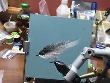 stripers Saltwater Fly,sf Blend Mullet Size1//0,tarpon,redfish,snook,tuna